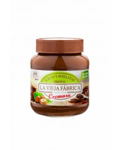 Crema cacao avellana la vieja fabrica 350g
