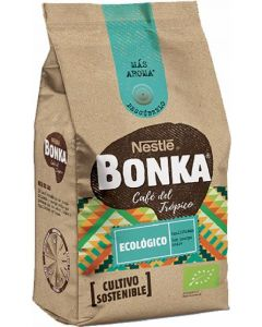 Café molido ecológico bonka 220g