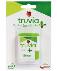 Edulcorante stevia 0% calorias truvia 100 pastillas