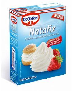 Preparado de nata para montar natafix dr. oetker 30g