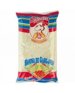 Harina de garbanzos las panaderas 400g