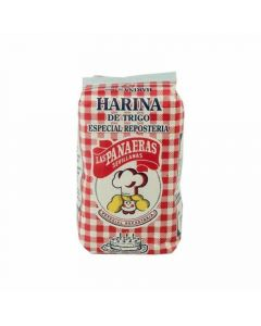 Harina de reposteria las panaderas 1kg
