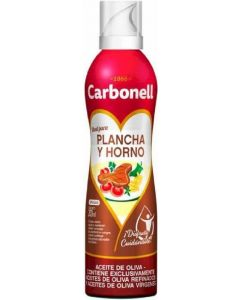 aceite de oliva para plancha carbonell spray 200ml