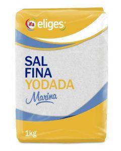 Sal fina yodada ifa eliges 1kg