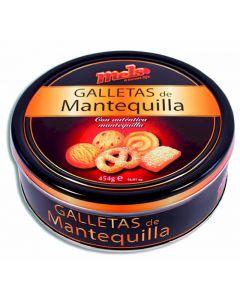 Galleta de mantequilla mels 454g