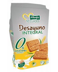 Galleta desayuno integral 0% azúcar florbu 350g
