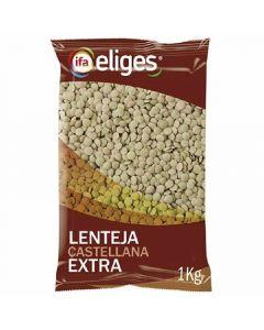 Lenteja castellana ifa eliges 1kg
