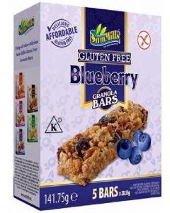 Barrita cereale sin gluten arandanos emco 140g