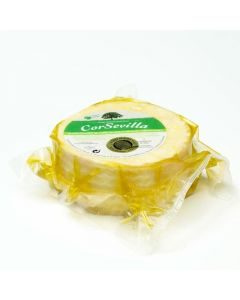 Queso cabra aceite de oliva corsevilla pieza 700g aprox.