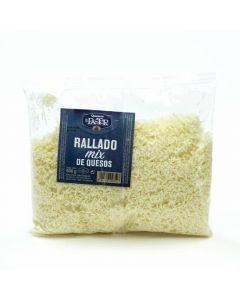 Queso rallado mezcla el pastor mix 500g