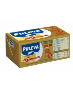 Mantequilla con sal puleva pastilla 250g