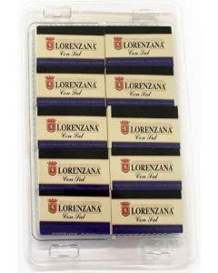 Mantequilla con sal lorenzana pack 10 unidades de 130g