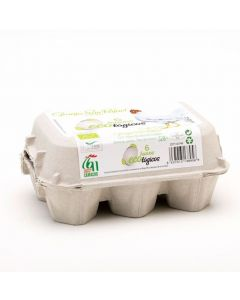Huevos ecológico san rafael 6ud