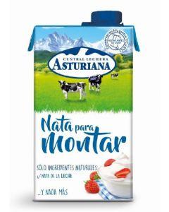 Nata montar asturiana 500ml