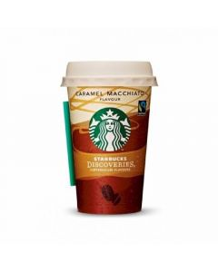 Café macchiato caramelo starbucks discoveries 220ml