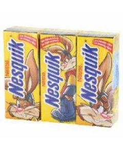 Batido de cacao nesquik pack de 3 unidades de 200ml