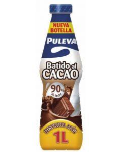 Batido de cacao puleva botella 1l