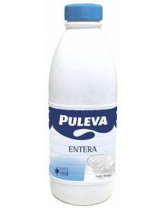 Leche entera puleva botella 1,5l