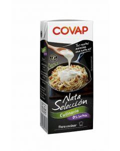 Nata cocina sin lactosa covap200ml