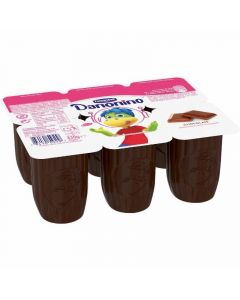 Petit de chocolate danone pack de 6 unidades de 55g