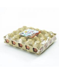 Huevos frescos clase m san rafael 20ud
