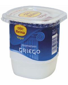 Yogur cremoso griego reina 500g