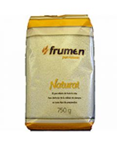 Pan rallado natura frumen 750g