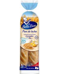 Pan de leche familiar bella easo 350g