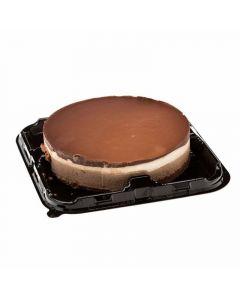 Tarta congelada de tres chocolates zampabollos 700g