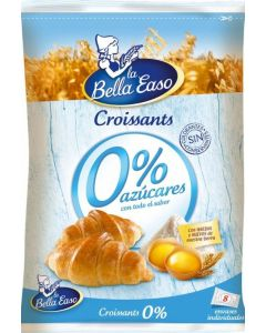 Croissant % azúcares bella easo 360g