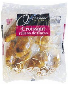 Croissant chocolate el obrador de gloria 8 unidades