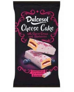 Bizcocho cheese cake dulcesol p5u*45g