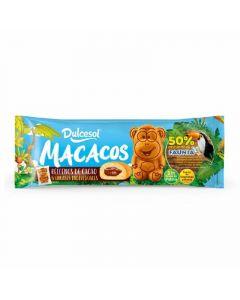 Bizcocho macaco cacao dulcesol p5x30gr