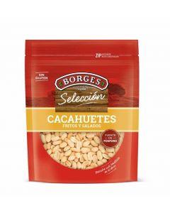 Cacahuetes fritos y salados borges 200g