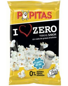 Palomitas zero popitas 70g