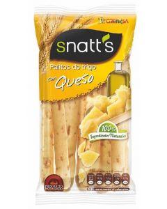 Snatts palitos de trigo con queso 56g