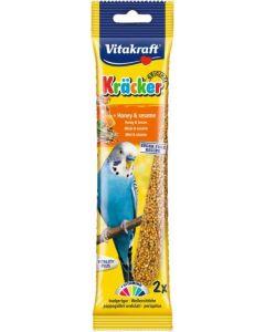Barrita para periquitos con miel vitakraft 60g