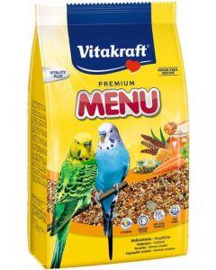Comida para periquito vitakraft 500g
