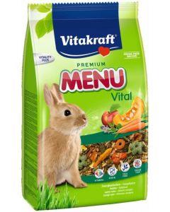 Comida conejo vitakraft 1kg