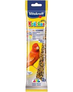 Barrita para canarios multivitaminas vitakraft 60g