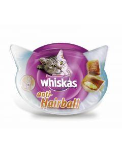 Comida para gatos control de bolas de pelo whiskas 60g