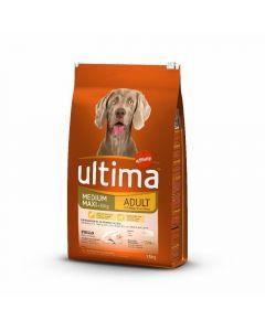 Comida seca para perros adulto pollo ultima 7,5kg
