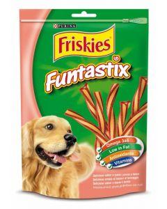 Snack para perros funtastix friskies 175g