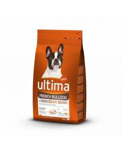 Comida seca para perros bulldog francés ultima 1,5kg
