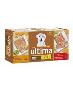 Comida húmeda para perros adultos ultima pack de 4 unidades de 150g