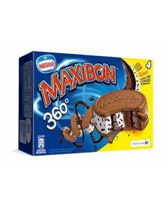 Helado maxibon nestle p4x90ml