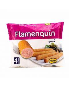 Flamenquin de jamón york alinut 300g