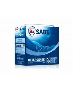 Detergente en polvo ifa sabe 33 dosis 2,64kg