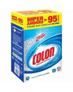 Detergente en polvo colon 95 dosis 6,105kg