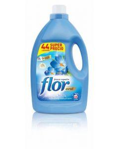 Suavizante concentrado aroma azul flor 44 dosis 2,196l